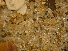 sand from wijk aan zee