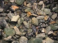 sand with olivine