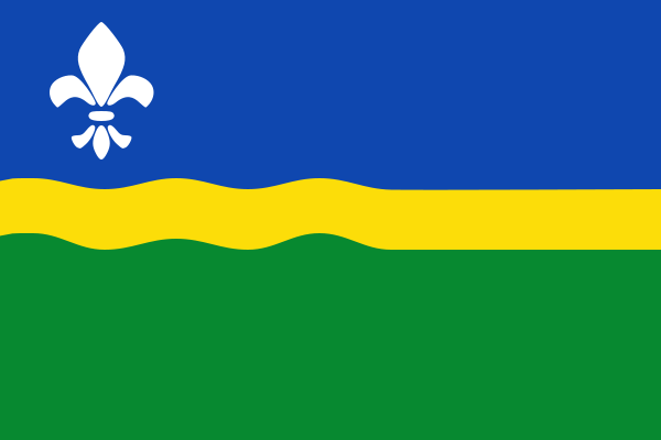 flag flevoland
