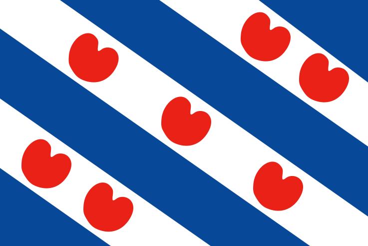 flag frisian