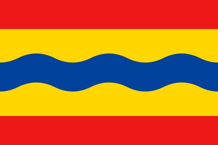 flag overijssel