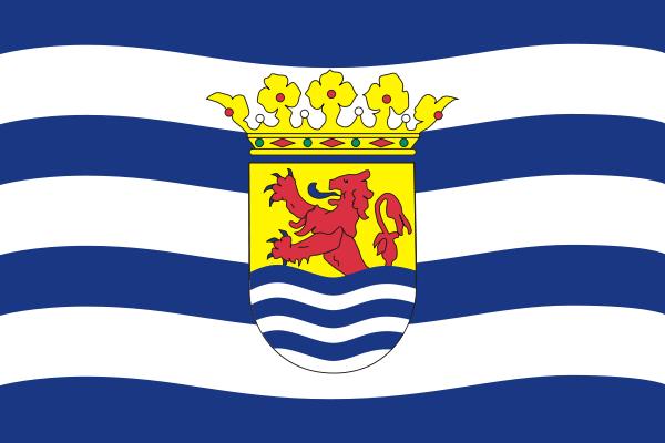 flag zeeland