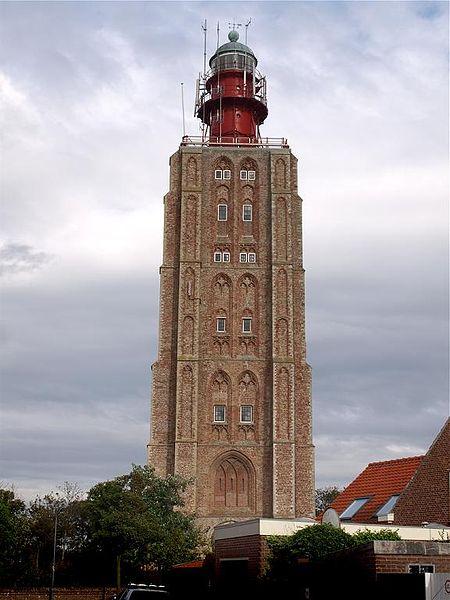 NL Westkapelle - high light - lighthouse