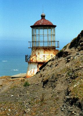 US-CA Cape Mendocino old