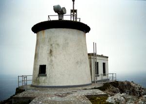 US-CA Farallon Islands lighthouse