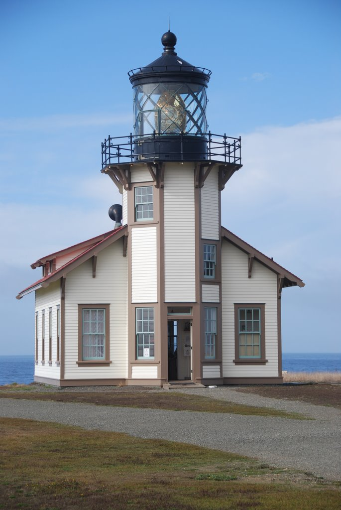 US-CA Point Cabrillo Lighthouse