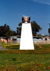 US-CA Santa Barbara beacon