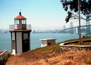 US-CA Yerba Buena Island lighthouse