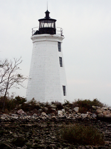 US-CT Fairweather Island