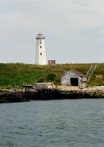 US-CT Falkner Island