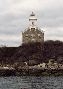 US-CT Great Captain Island