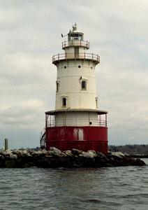 US-CT Stamford Harbor
