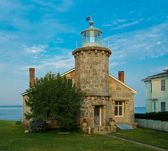US-CT Stonington Harbor Lighthouse
