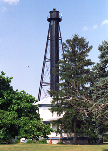 US-DL Liston Rear Range lighthouse