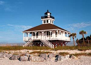 US-FL Boca Grande lighthouse