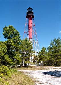 US-FL Crooked River lighthouse