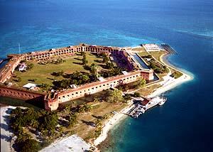 US-FL Fort Jefferson