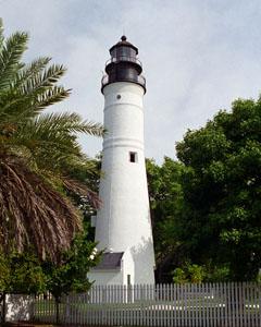 US-FL Key West lighthouse