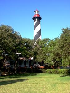US-FL St.Augustine lighthouse
