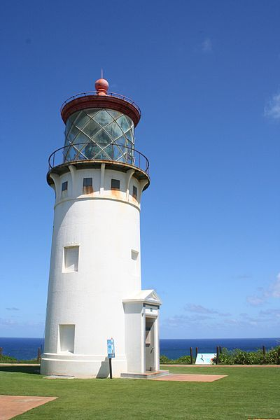 US-HI Kauai - Kilauea lighthouse
