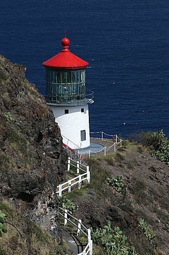 US-HI Makapuu Point Lighthouse