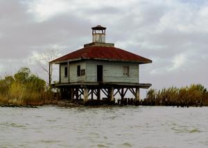 US-LA West Regolets destroyed by Katrina