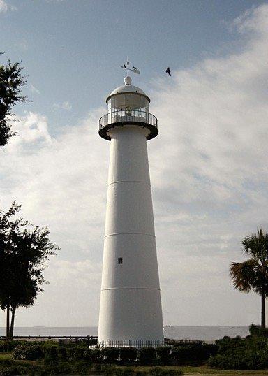 US-MS Biloxy lighthouse