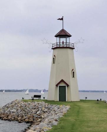 US-OK East Wharf LakeHefner