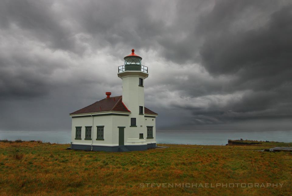US-OR Cape Arago Lighthouse