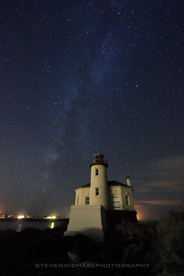 US-OR Coquille River Lighthouse