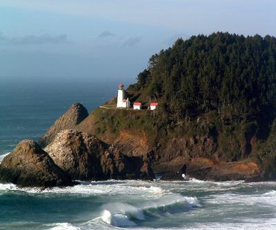 US-OR Heceta Head lighthouse2