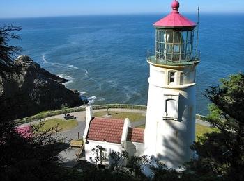 US-OR Heceta Head lighthouse3