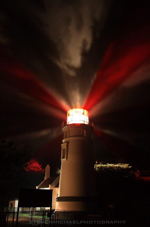 US-OR Umpqua River Lighthouse