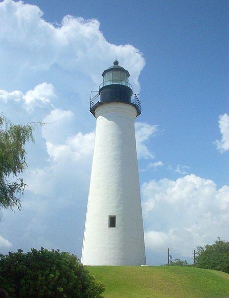 US-TX Port Isabel lighthouse