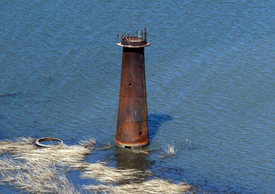 US-AL Passe a loutre after Katrina