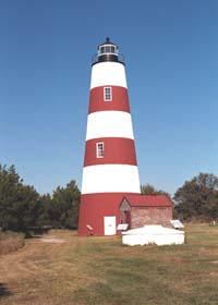 US-GA Sapelo Island after