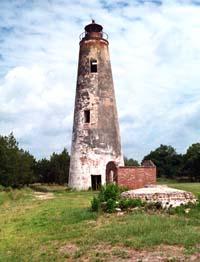 US-GA Sapelo Island before
