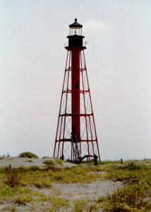 US-LA Chandaleur Island