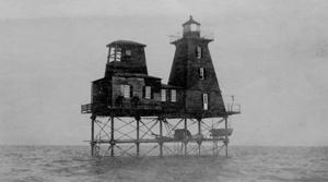 US-LA Southwest Reef built in 1859