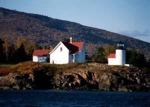 US-ME Curtis Island