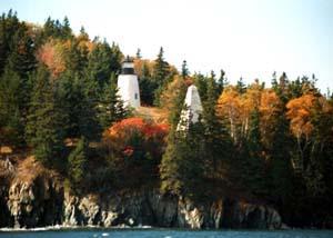 US-ME Eagle Island