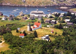 US-ME Monhegan Island2