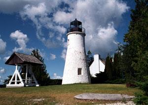 US-MI Old Presque Isle