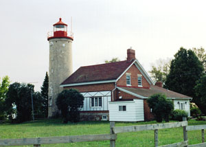 US-MI Portage River - Jacobsville