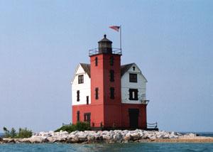 US-MI Round Island