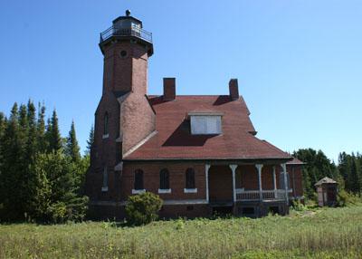 US-MI Squaw Island
