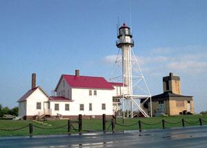 US-MI Whitefish Point
