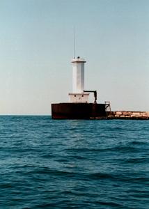 US-NY Buffalo Harbor