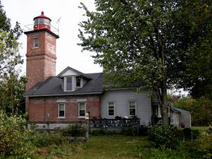 US-NY Horse Island