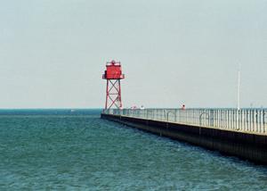 US-NY Rochester Harbor